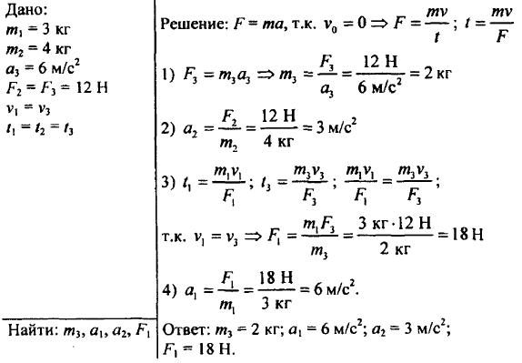 как найти путь в физике ускорение
