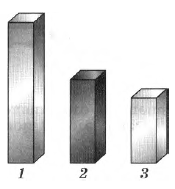 Тренировочный тест №3 «Масса и плотность»