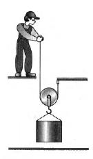Тренировочный тест №8 «Работа, мощность, энергия. Простые механизмы»